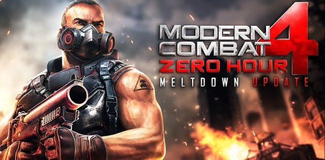 How to download modern combat 4 zero hour offline mode all android.